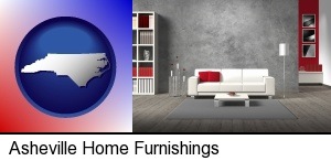home furnishings - 3d rendering in Asheville, NC