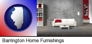 home furnishings - 3d rendering in Barrington, IL
