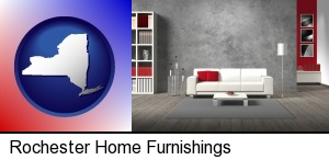 home furnishings - 3d rendering in Rochester, NY