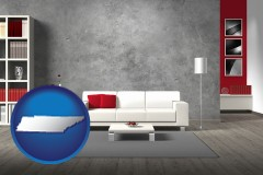 tennessee home furnishings - 3d rendering