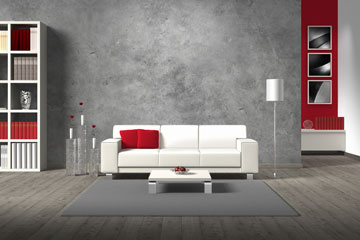 home furnishings - 3d rendering